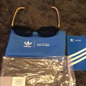 Brand new adidas sunglasses by Italia Independent